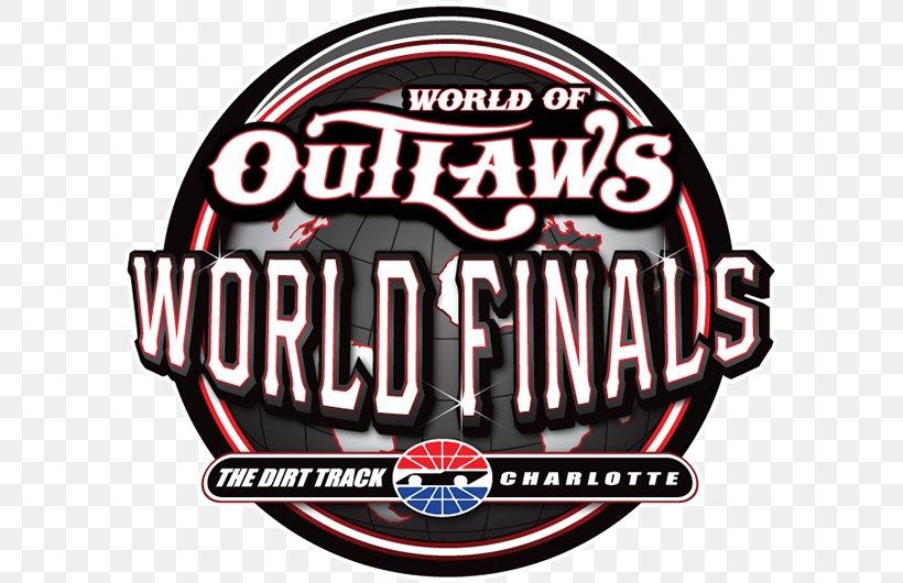 Charlotte Motor Speedway World Of Outlaws Late Model Series World Of Outlaws World Finals, PNG, 600x530px, Charlotte Motor Speedway, Brand, Dirt Track Racing, Eldora Speedway, Label Download Free