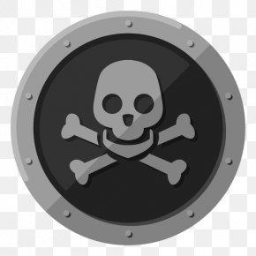 Skull - Skull And Crossbones Jolly Roger Vector Graphics Illustration PNG