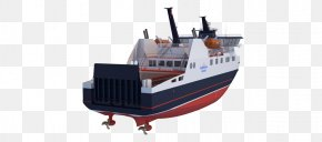 Ferry - Ferry Water Transportation Ship Boat Navire Mixte PNG