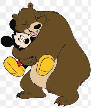 Hug Cliparts - Big Bear Hug Big Bear Hug Clip Art PNG