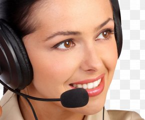 People With Headphones - Customer Service Helpline Telephone Number Technical Support PNG