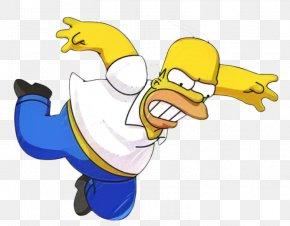 Homer Simpson Peter Griffin Drawing Clip Art Cartoon PNG