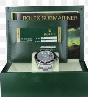 Watch - Rolex Submariner Watch PNG