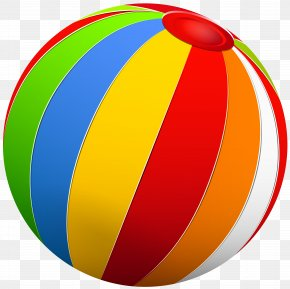 Beach Ball Clip Art - Beach Ball Icon Clip Art PNG