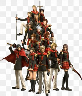 Final Fantasy - Final Fantasy Type-0 Final Fantasy XIII Final Fantasy VIII Final Fantasy XIV Final Fantasy XV PNG