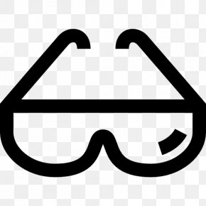 GOGGLES - Goggles Glasses Clip Art PNG