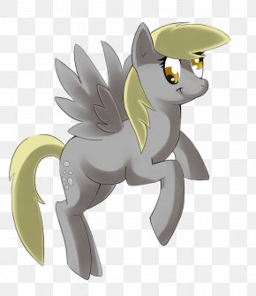 Derpy Hooves - Horse Dog Canidae Mammal Legendary Creature PNG