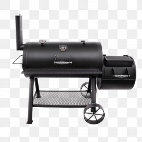 Charcoal - Barbecue-Smoker Smoking Oklahoma Joe's Grilling PNG