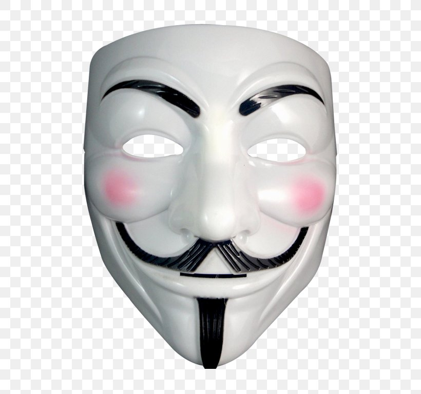 Guy Fawkes Mask Anonymous, PNG, 768x768px, Guy Fawkes Mask, Anonymous, Costume, Face, Guy Fawkes Download Free