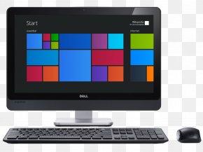 Computer Desktop Pc - Laptop Screenshot Personal Computer Desktop Computers PNG