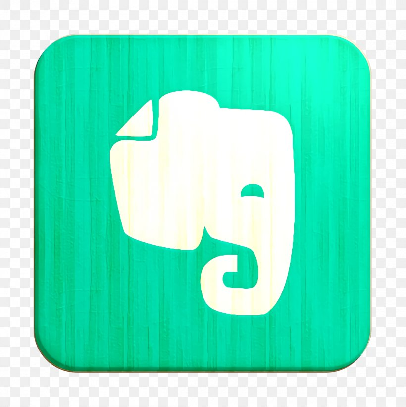 Social Media Icon, PNG, 1160x1162px, Evernote Icon, Aqua, Azure, Email, Evernote Download Free