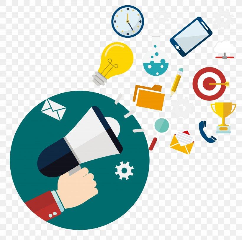 Digital Marketing Business Icon, PNG, 5236x5210px, Digital ...