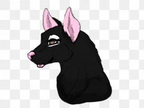Dog - Dog Goat Donkey Snout Character PNG
