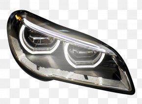 Car Lights - BMW 5 Series BMW X6 Car BMW 8 Series PNG