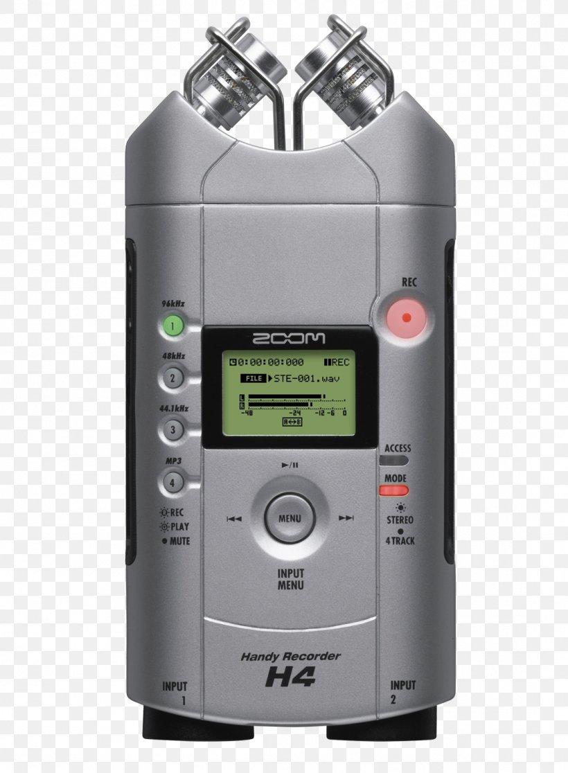 Microphone Digital Audio Zoom H4n Handy Recorder Zoom Corporation