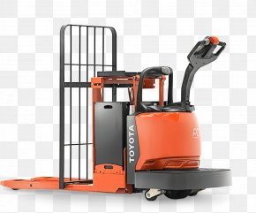 Heavy Equipment - Toyota Material Handling, U.S.A., Inc. Pallet Jack Forklift Truck PNG