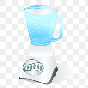 Blender Mixer - Small Appliance Cup Kettle Home Appliance PNG