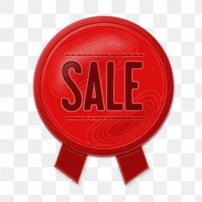 Label Logo - Red Logo Font Label PNG