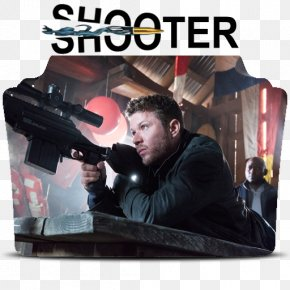 Shooter Art - Ryan Phillippe Shooter Bob Lee Swagger United States Television Show PNG