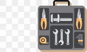 Cartoon Toolbox - Toolbox Icon PNG
