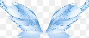 Free Water Butterfly Effect Pull Image - Water Filter Reverse Osmosis Membrane Water Treatment PNG