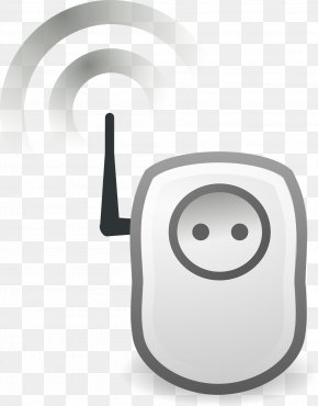 Power Socket - Wireless Sensor Wi-Fi Clip Art PNG