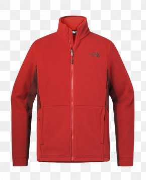 Men's Autumn And Winter Warm Fleece Jacket - Denmark Polar Fleece Discounts And Allowances Jacket Zipper PNG
