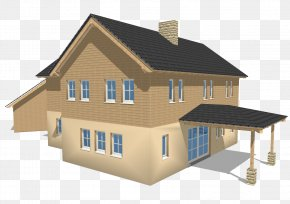 Houses - House Building 3D Computer Graphics Sweet Home 3D PNG