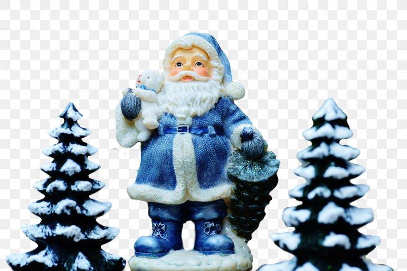 Santa Claus Christmas Ornament Christmas Tree Illustration, PNG, 890x592px, Santa Claus, Christmas, Christmas Decoration, Christmas Gift, Christmas Market Download Free