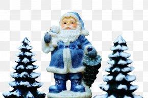Santa Claus Christmas Tree - Santa Claus Christmas Ornament Christmas Tree Illustration PNG