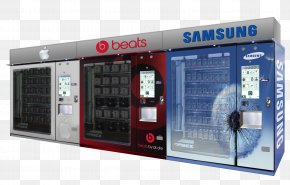 Store - Vending Machines Automated Retail Kiosk PNG