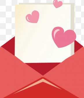 Love Envelopes - Envelope Heart Love Letter Illustration PNG