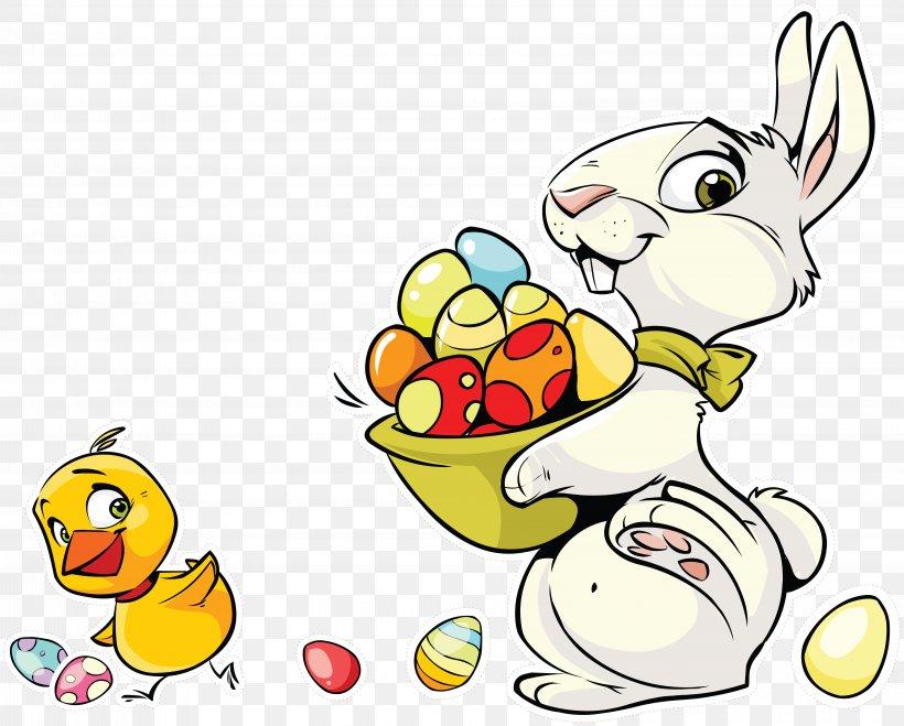 Easter Bunny Easter Egg Resurrection Of Jesus, PNG, 6416x5160px, Easter Bunny, Area, Art, Artwork, Beak Download Free
