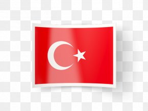 Turkey Flag Free Svg - Flag Of Turkey Soviet Union PNG