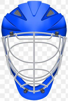 Hockey Helmet Blue Clip Art - Hockey Helmet Hockey Jersey Ice Hockey Clip Art PNG