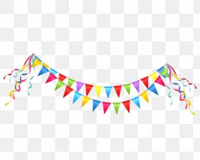 Color Flag - Party Free Content Clip Art PNG