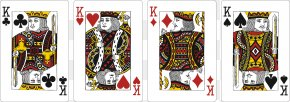 K Exquisite Cards Templates - Playing Card King Of Clubs Suit Jack PNG