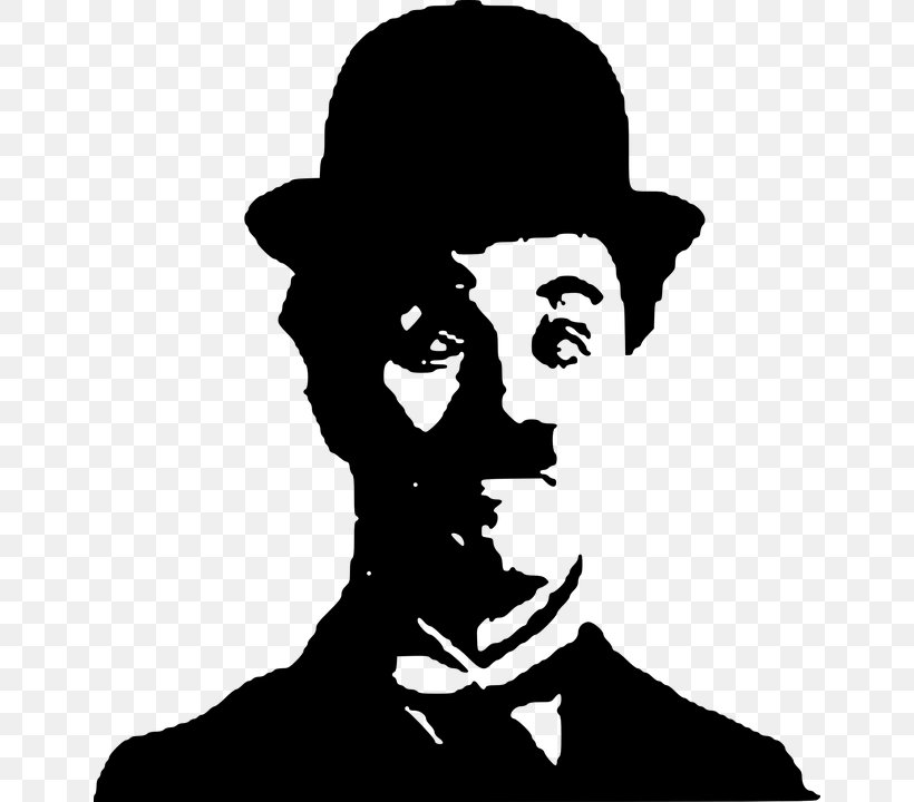 The Tramp Quotation Film Work Of Art, PNG, 652x720px, The Tramp, Actor, Art, Black And White, Charlie Chaplin Download Free