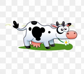 Dairy Cow - Dairy Cattle Livestock PNG