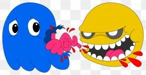 Pac Man - Pac-Man Drawing Fan Art Slenderman Video Game PNG
