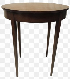 Side Table - TV Tray Table Furniture Chair Dining Room PNG