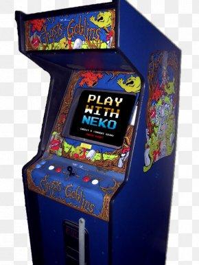 Ghosts-n-goblins - Arcade Cabinet Ultimate Ghosts 'n Goblins Ghouls 'n Ghosts Arcade Game PNG