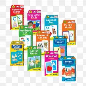 School - School Game Flashcard Education Toy PNG