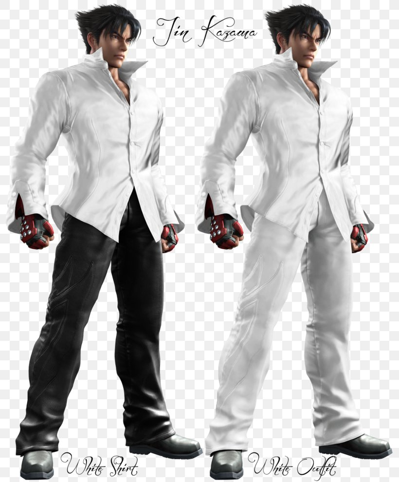 Tekken 4 Jin Kazama Tekken 7 Tekken 6 Tekken Tag Tournament 2 Png 807x990px Tekken 4