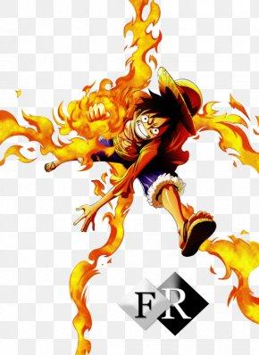 One Piece - Monkey D. Luffy One Piece: Pirate Warriors Portgas D. Ace Usopp Vinsmoke Sanji PNG