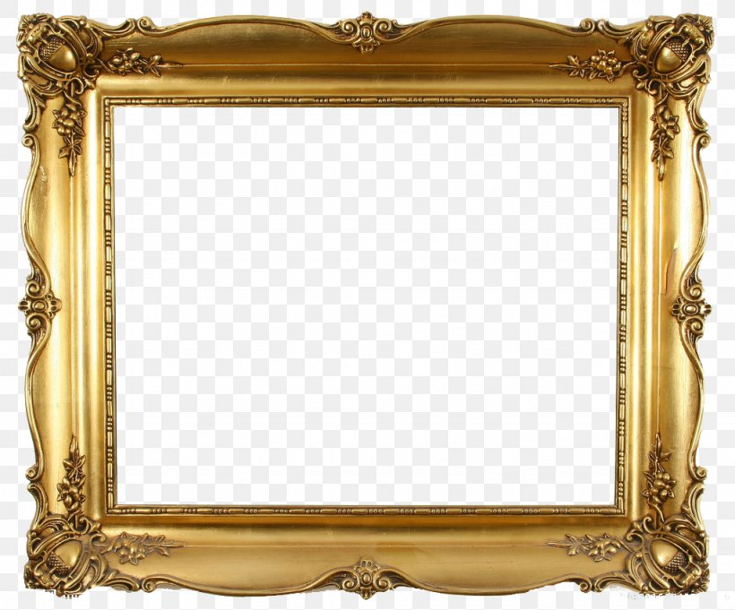 Picture Frame Decorative Arts Mirror Interior Design Services Furniture, PNG, 1024x851px, Picture Frames, Art, Brass, Drawing, Ornament Download Free