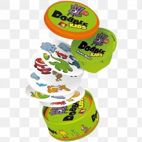 Kids GAMES - One-card Jungle Speed Asmodee Dobble Kids Asmodée Éditions PNG