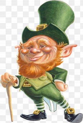 Irish - Ireland Leprechaun Saint Patrick's Day Irish People Irish Mythology PNG