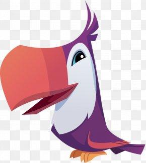 Toucan - National Geographic Animal Jam Bird Toucan Clip Art PNG
