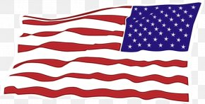 Textile Flag Day Usa - Usa Flag PNG